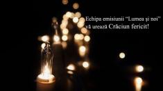"""Ediţii speciale """"Lumea şi noi"""" în săptămâna Crăciunului la TVR i"""