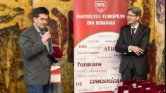 TVR Timişoara premiată de IER pentru promovarea valorilor europene
