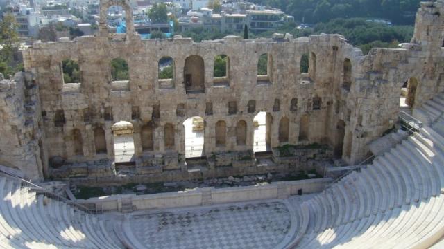 Amfiteatru Grecia Antică