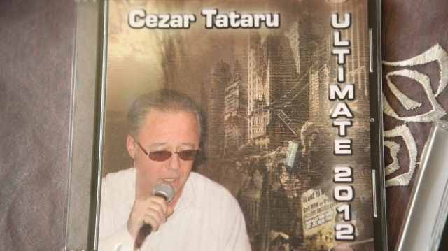 Cezar Tătaru, cd din Germania
