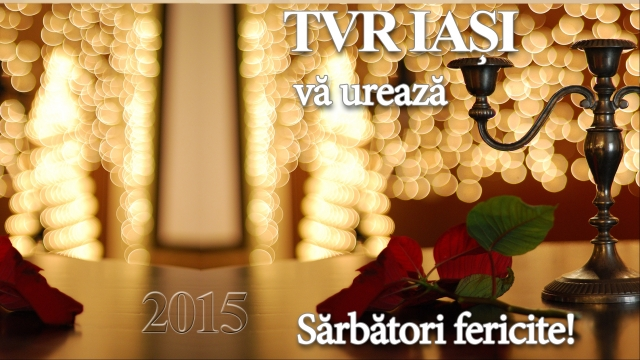 Felicitare TVR Iasi 2014