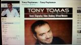 Tony Poptămaş pe Facebook