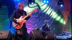 Recitalul Arve Henriksen Band la Festivalul de Jazz de la Gărâna 2014