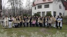 Tradiţii de iarnă la Vaideeni, Vâlcea