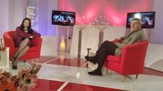"""TVR 2 și Corina Dănilă vă aduc interviurile de colecție marca """"IERI-AZI-MÂINE"""""""