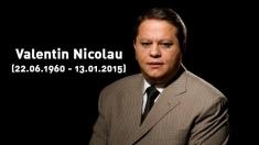 Cap de afiş: IN MEMORIAM Valentin Nicolau