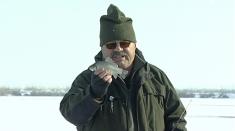 Venim cu noi poveşti pescăreşti de pe lacul Săruleşti