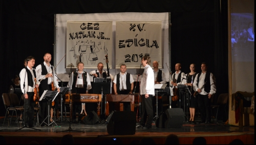 Emisiunea în limba slovacă