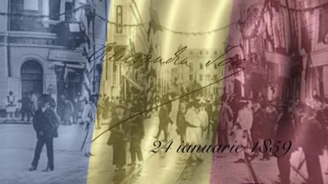 Ziua Nationala 24 ianuarie