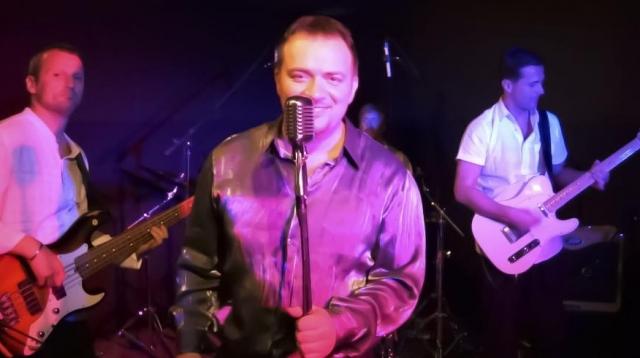 Tony Poptămaş cu alţi doi români în Norvegia, Laszlo Lehel şi Cezar Lavate