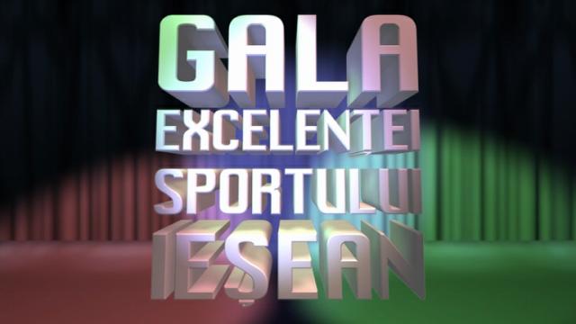 Gala Excelentei Sportului Iesean 2014