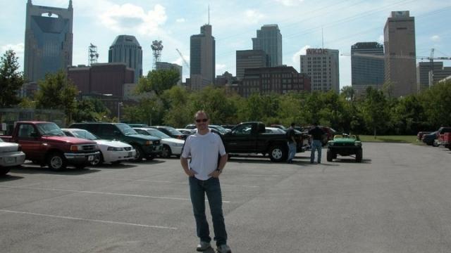 Tony Poptămaş în Nashville