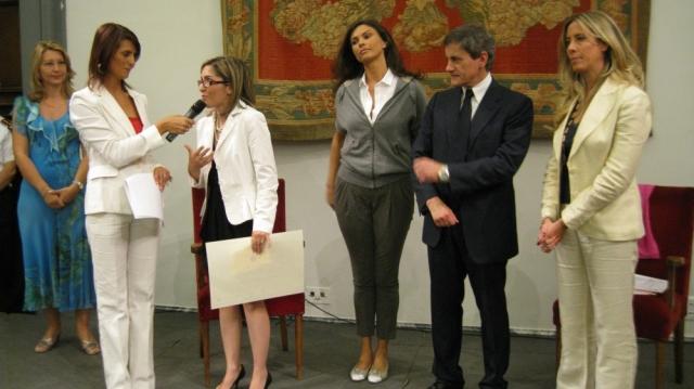 Monica Marinescu, avocat la Roma