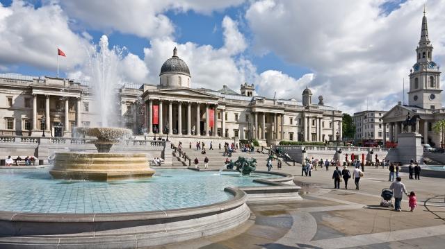 Trafalgar Square Londra