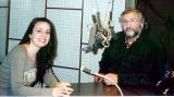 Ben Todică şi Simona Pelele Radio Timişoara