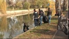 Știrile TVR Timișoara: Adunarea pentru ecologizare, în judeţul Timiş