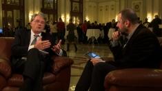 După Cortina de Fier: interviu în exclusivitate cu Viktor Iuscenko la TVR