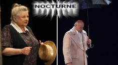 Mariana Mihuţ şi Victor Rebengiuc, într-o ediţie best of Nocturne