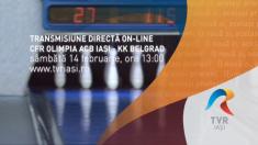 Premieră TVR Iaşi – Liga Campionilor la popice live online!