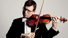"""Un om, o vioară, luni la """"Lumea şi noi"""""""