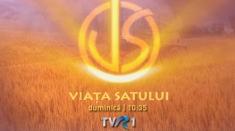 Viaţa satului, prima în topul programelor TVR 1 din acest an