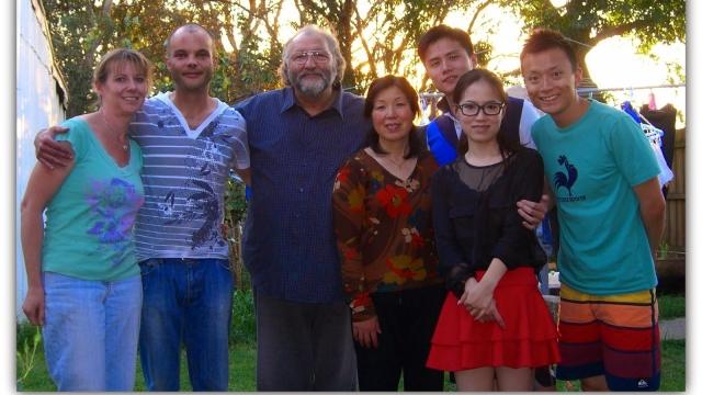 Ben Todică familia