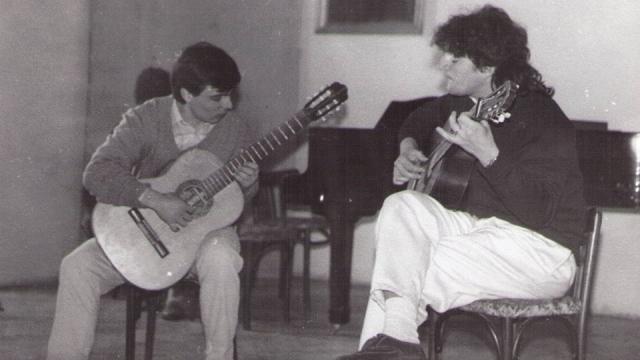 Anii 80, Adrian Dinu