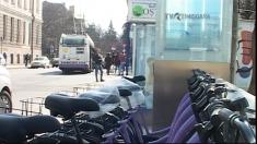 Proiect european în derulare: biciclete închiriate cu abonamentul RATT