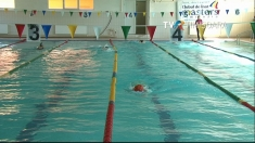 Maraton de înot masters la Timișoara