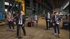 Lansare de videoclip The Weekend Band