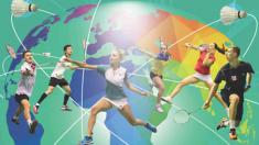 TVR 3 şi TVR Timișoara transmit Internaţionalele României la Badminton