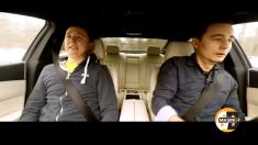 Giurgea şi Bratu testează, în premieră naţională, noul Ford Focus ST