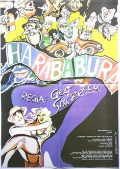 Harababura, film
