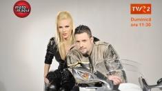 Din 15 martie, Moto Magia revine la TVR 2