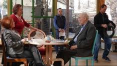"""Mircea Albulescu, primul invitat al emisiunii """"Mic dejun cu un campion"""""""