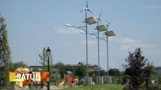 Satul: sisteme de energie regenerabilă