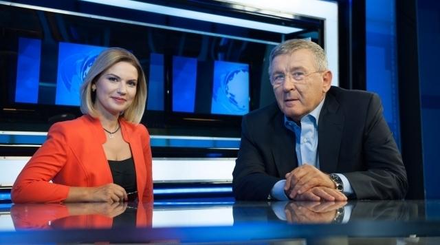 Alina Stancu şi Cornel Nistorescu