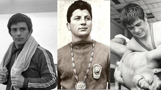 Vasile Andrei, Ion Cernea, Gheorghe Berceanu