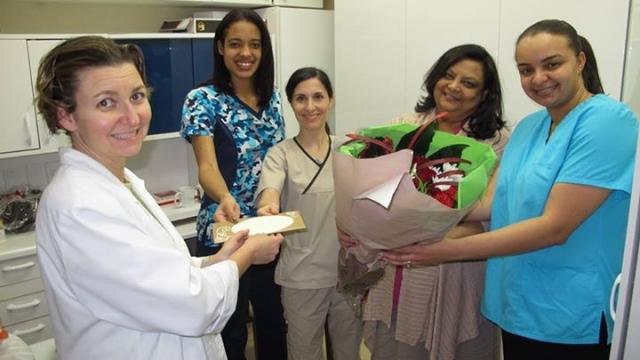 Christina Oprescu-Havriliuc, dentist Toronto