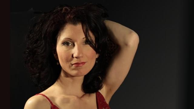 Ana Camelia Ştefănescu, soprana la Bruxelles