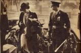 Regele Mihai şi Regina Elena, Chişinău, 31 octombrie 1942