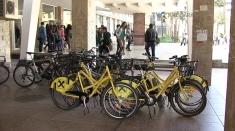 Biciclete pentru studenții din Timișoara