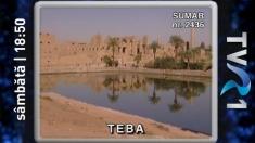 Din Montepulciano la Teba, cu Teleenciclopedia