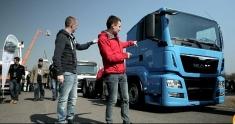 """MAN Trucknology 2015, vineri la """"Maşini, teste şi verdicte"""""""