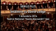 David Lodge, invitat la Serile FILIT