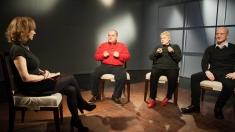 Discuţii Nocturne, despre teatru la TVR