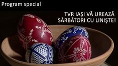 Program special de Paşte la TVR Iaşi
