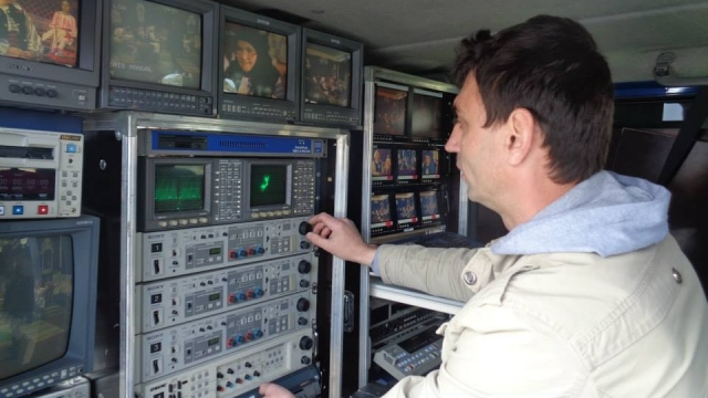 Caravana TVR3 - TVR Craiova