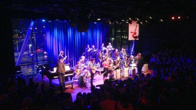 George Dumitriu şi orchestra