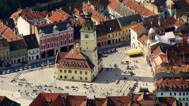 Piaţa Sfatului Braşov